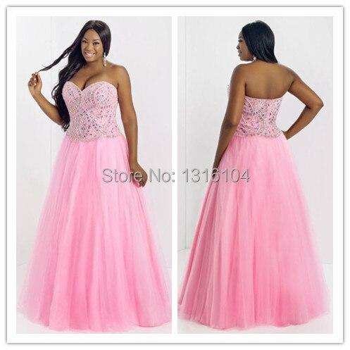 Popular Full Figured Prom Dresses-Buy Cheap Full Figured Prom ...