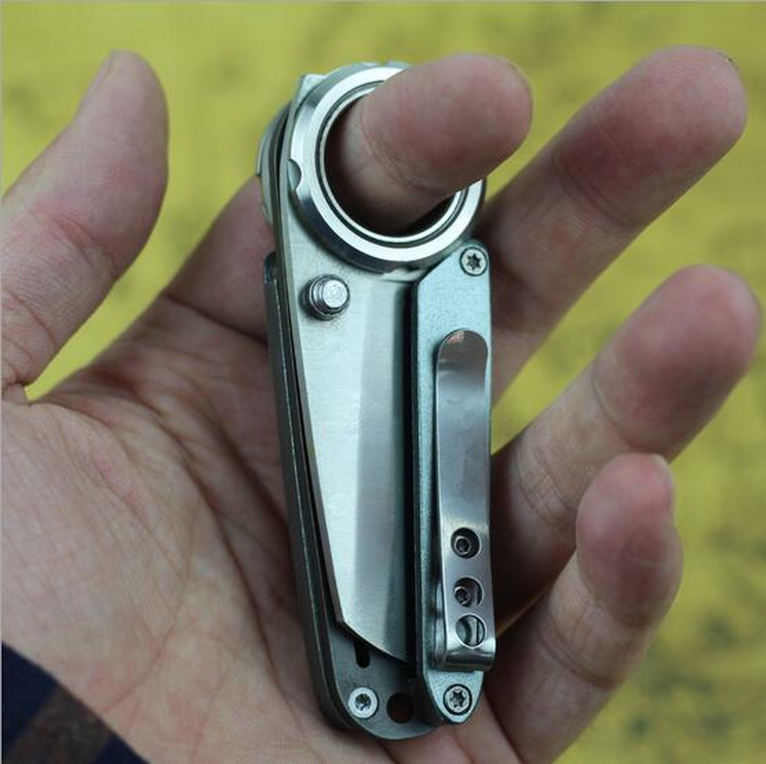 Outdoor Multi-Function EDC Folding Tool. Saws, Knives, Buckles, Portable Pocket Tools Camping Survival Equipment