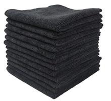 "Купить с кэшбэком Sinland Super Absorbent Microfiber Kitchen Towel Micro Fiber Cleaning Cloths Wiping Dust Rugs Manufacturer 12PC/lot 12""x12"" Blue"