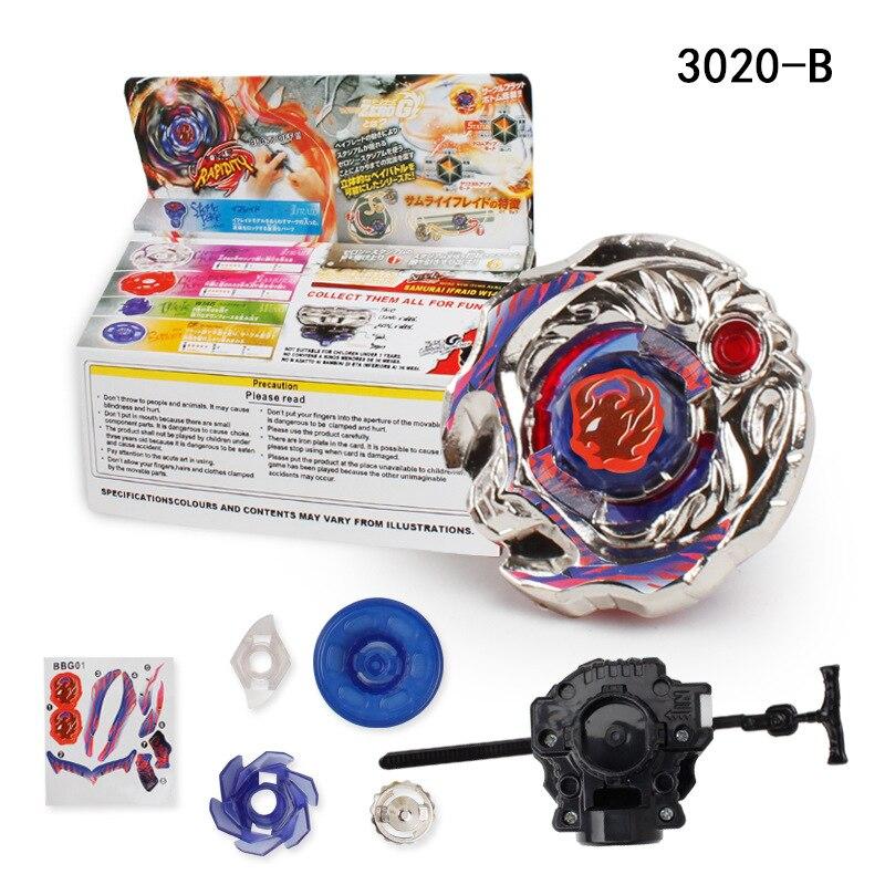 1pcs Beyblade Metal Fusion 4D Set Brand New Rapidity Beyblade+Launcher Zero G SAMURAI IFRAID W145CF Children Kids Toys BBG01 S45 цена 2017