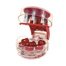 Kitchen Gadgets Cherry Pitter / Pit 6 Cherries By One Simple Press