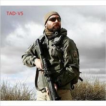 Дропшиппинг скрытень Акула кожа софтшелл V5 Военная тактическая куртка мужская водонепроницаемая куртка камуфляжная с капюшоном армейская камуфляжная одежда