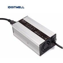 Personalizado 360 W serie 72 v 4A 60 V 5A 48 V 6A 36 V 8A 24 V 12A 12 V 20A cargador de batería Ácido de plomo o litio o LifePO4 batería