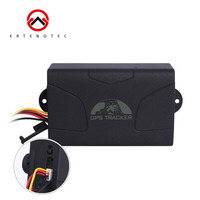 Car GPS Tracker Vehicle GSM Alarm System TK104 GPS104 Realtime Tracking Waterproof Built In 6000mA Big