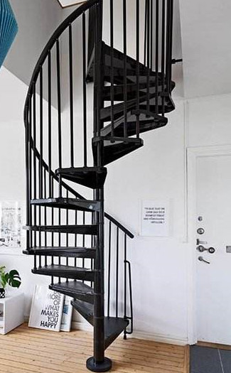 How To Make Stairs Steps And Stairs Small Spiral Staircase Window | 36 Inch Spiral Staircase | Stair Case | Steel | Steps | Tread Depth | Handrail