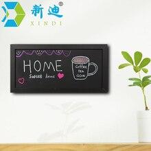 Мдф xindi заметок memo рамки маленькие доски магнитные доске декоративные деревянные