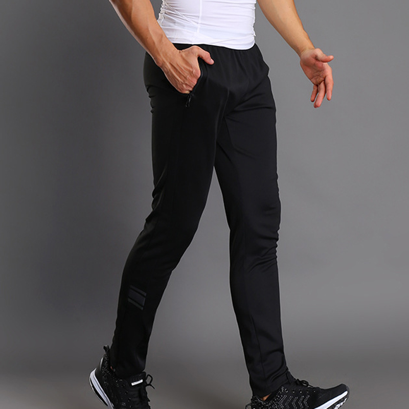 Men Sport Pants Trousers Breathable Casual For Running Training Fitness Summer FH99