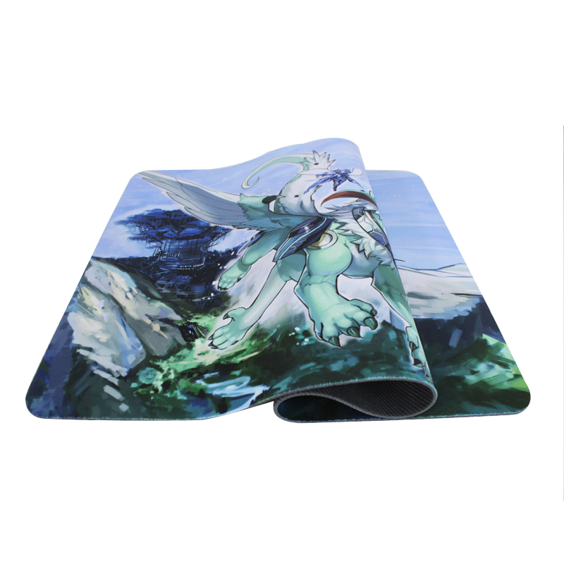 Anime Gaming Non Slip Rubber Mouse Pad