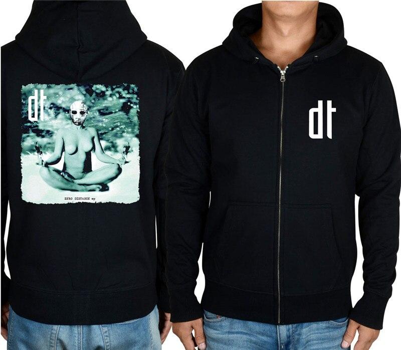 18 видов молнии темное спокойствие группа рок толстовки куртка с черепом 3D брендовая рубашка панк смерти темный свитер в стиле хеви-метал XXXL - Цвет: 4