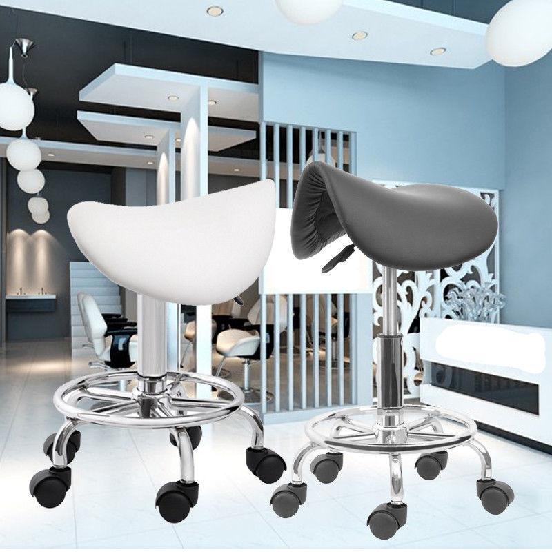 (Navire de l'ue) tabouret de Salon de selle hydraulique chaise de Massage tatouage bureau de Spa du visage