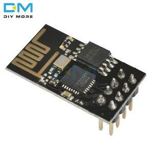 Image 3 - ESP8266 ESP 01 ESP01 Esp 01 Seriële Draadloze Wifi Module Voor Arduino Transceiver Ontvanger Board Voor Arduino Raspberry Pi 3 Module