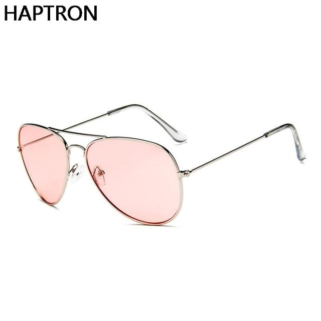 1ec2a08406 HAPTRON de moda de color caramelo gafas de sol de las mujeres hombres,  diseñador de