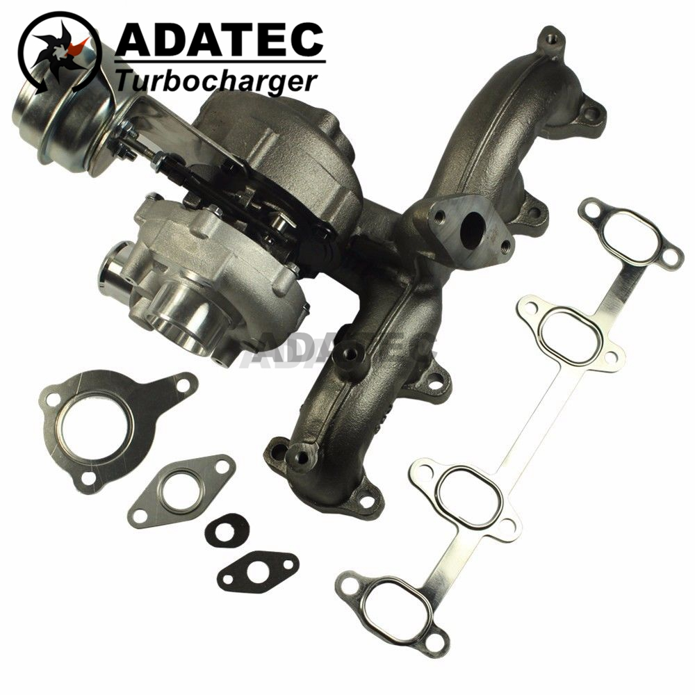 где купить GT1749V 713673-5006S 713673 turbo charger 038253019N 454232-0006 454232-5011S turbine for Ford Galaxy 1.9 TDI - 115HP 85KW 1.9L дешево