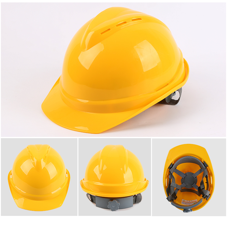High-strength thick labor safety helmet ABS building protection helmet high quality breathable engineering electrician helmetHigh-strength thick labor safety helmet ABS building protection helmet high quality breathable engineering electrician helmet