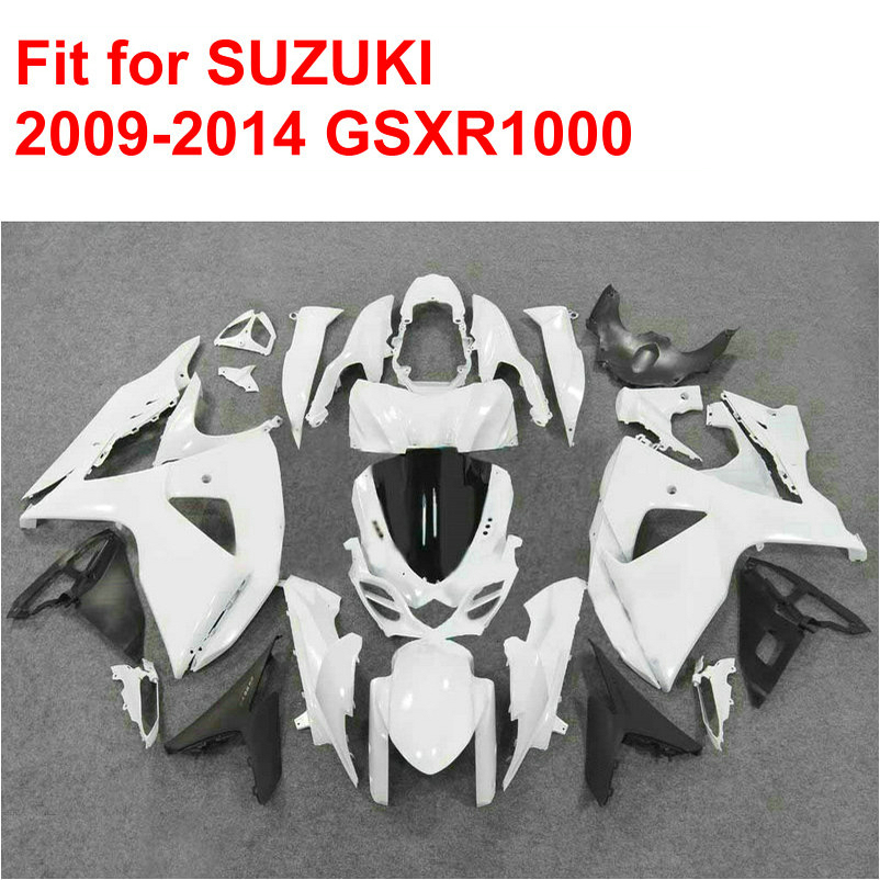 Injection mold high quality Fairing kit for SUZUKI GSXR1000 2009-2014 white black gsxr 1000 09 10 11 12 13 14 fairings set AC20 high quality electric cooker plastic injection mold