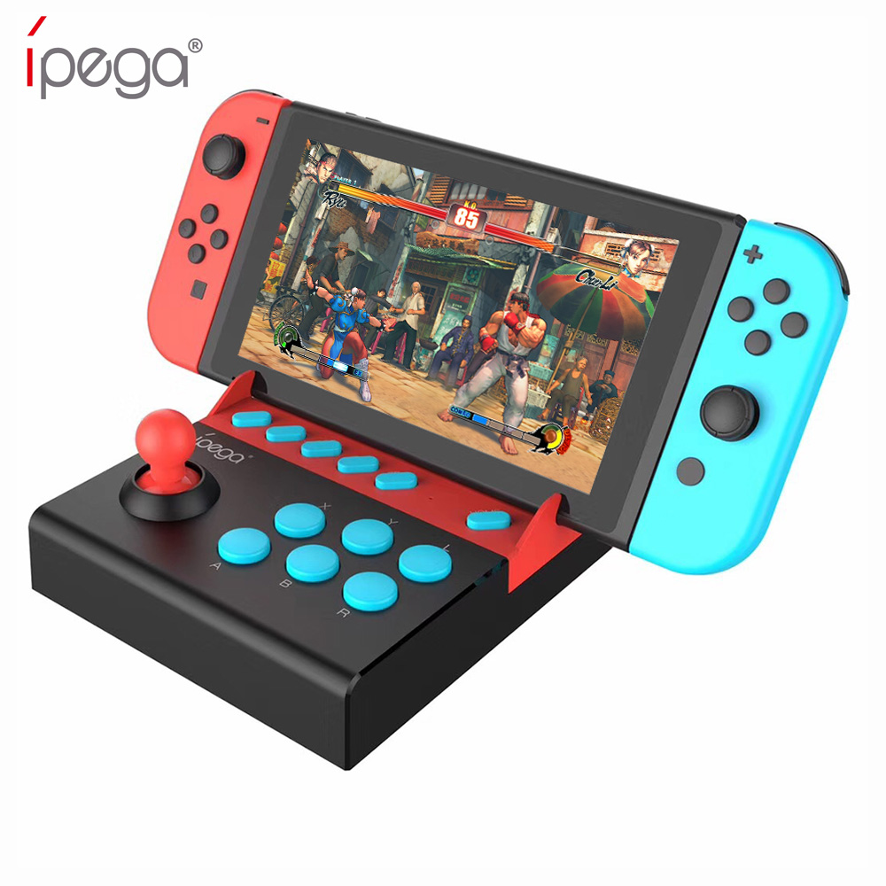 New iPega PG-9136 Joypad for Nintend Switch Plug&Play Single Rocker Control Joysitck Gamepad for Nintendo Switch Game Console