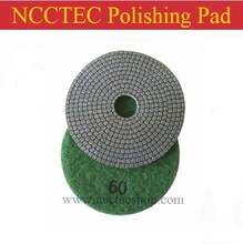 """4"""" electroplated DIAMOND polishing pads 
