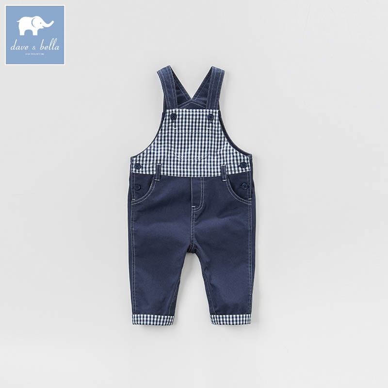 DBA6379 dave bella spring baby boys fashion overalls children toddler clothes baby cute overalls dbz6974 dave bella spring baby girls fashion denim overalls children toddler clothes baby cute overalls