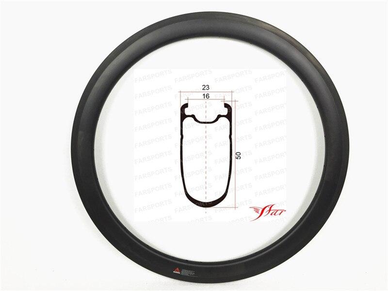 Jante карбоновый руль 700C 50 мм Глубокий дорожный обод для дисков доступны 20,5 мм 23 мм 25 мм в ширину, логотип услуги доступны