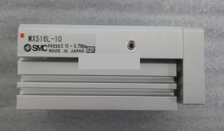 BRAND NEW JAPAN SMC GENUINE SLIDE TABLE MXS16L-10 brand new japan smc genuine coupler kk4s 06h