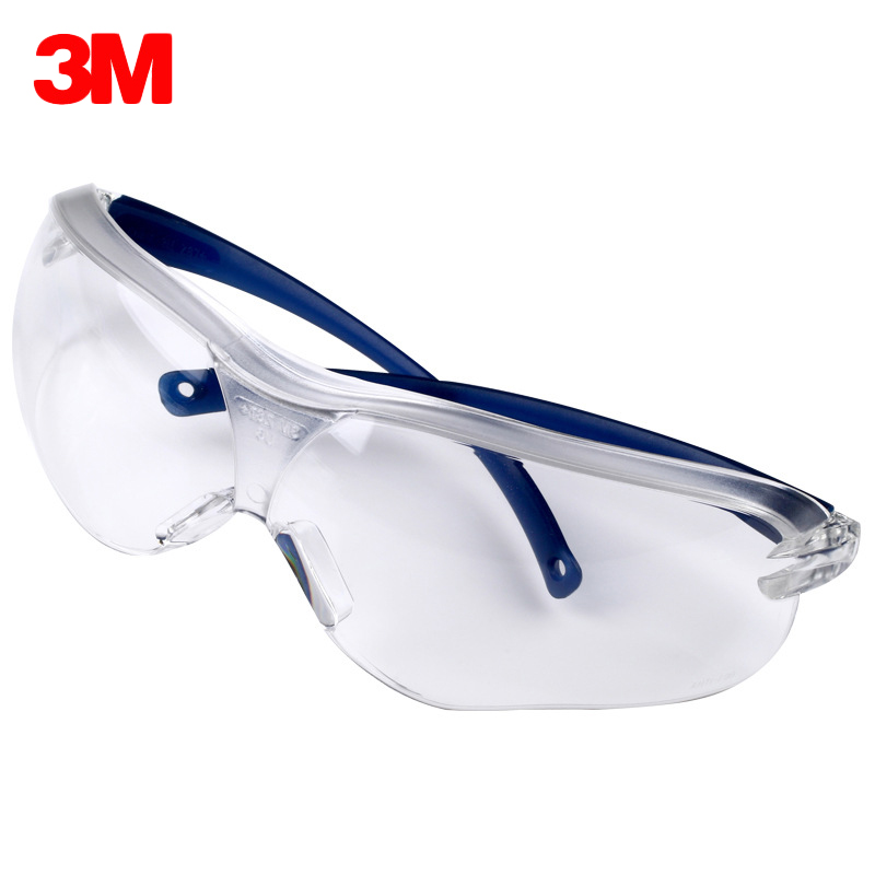 3M 10434 Safety Goggles Transparent Glasses Anti-wind sand Fog Shock Dust Resistant Protective Eyewear Labor Working Glasses недорго, оригинальная цена