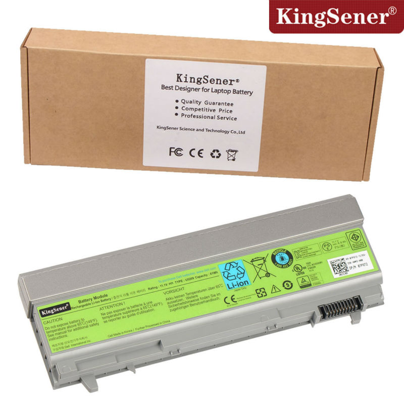 Korea Cell 11.1V 81WH Laptop Battery 4M529 U5209 For DELL Latitude E6410 E6510 E6400 E6500 M2400 M4400 M6400 PT434  KY477 KY265 11 1v 97wh korea cell new m5y0x laptop battery for dell latitude e6420 e6520 e5420 e5520 e6430 71r31 nhxvw t54fj 9cell