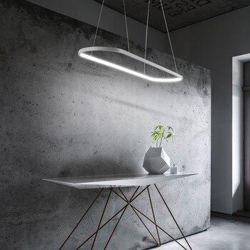Moderne LED kronleuchter Nordic beleuchtung restaurant ...