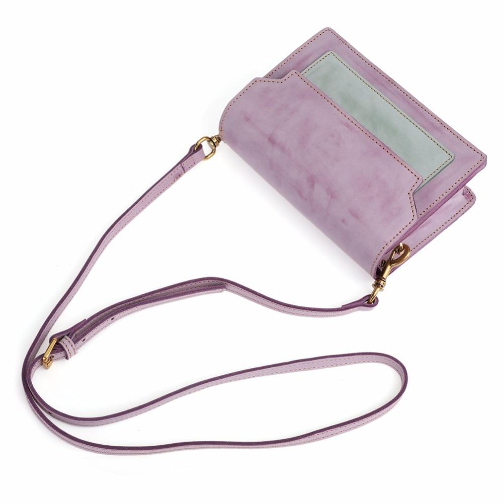 Main purple Bag Cuir blue Bag Marque Bag En green 8684 Pour Bag Messenger À red Épaule Bag Joyir Femmes Véritable Crossboby 2018 Sacs Black khaki Bag Bandoulière Mode De q7Hxnw4tAF