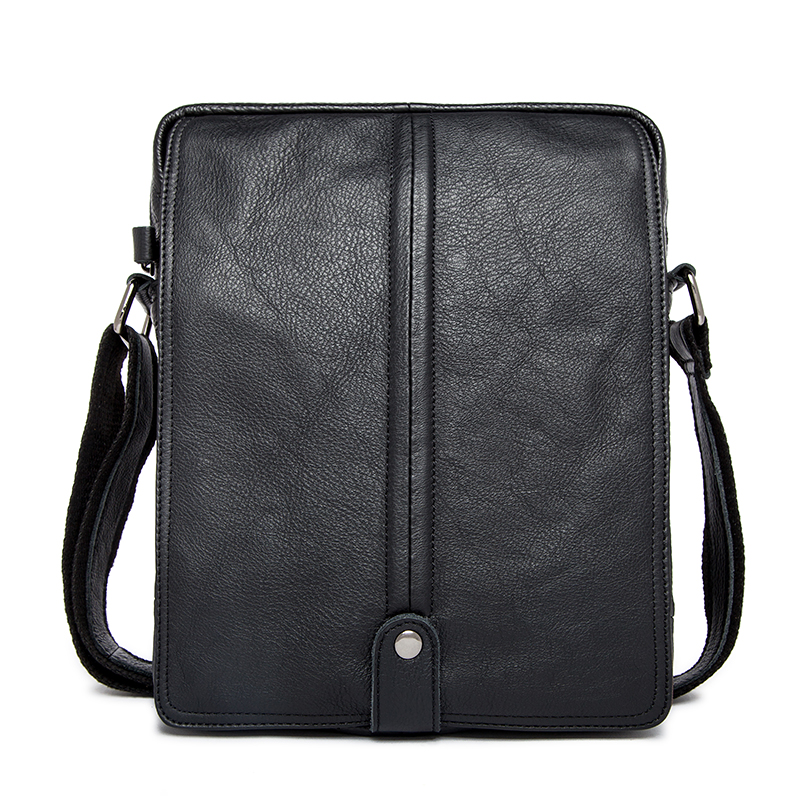 Genuine Leather Men Bag Messenger Bags New Design Flap Small Men' Fashion Causal shoulder Crossbody Bags for Man Male Handbag neverout new crossbody handbag women messenger bag cover small flap bags fashion shoulder bags simply style genuine leather bag