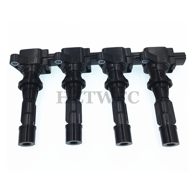 4PCS Ignition Coil L3G2 18 100A 6M8G 12A366 099700 1062 099700 1061 FOR Mazda 3 FOR