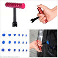 Cheapest but Effective Car Body Panel paintless Hail Repair PDR Dent Lifter Removal Tool+18 Puller Tabs