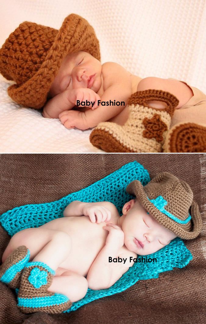 New 2pcs Infant Kids Newborn Ropa de Bebe Photography Props Baby Boys Girls Crochet Knit Hat Cap+Shoes Boots Outfit Clothing Set newborn baby photography props infant knit crochet costume peacock photo prop costume headband hat clothes set baby shower gift