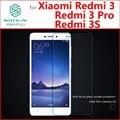 Xiaomi redmi 3 S закаленное стекло фильм redmi 3 pro 3 S экран протектор Nillkin стекло пленка для xiaomi redmi 3 S Prime 3 Pro 3 S