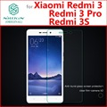 Xiaomi redmi 3S tempered glass film redmi 3 pro 3 S screen protector Nillkin glass film for xiaomi redmi 3S Prime 3 Pro 3 S
