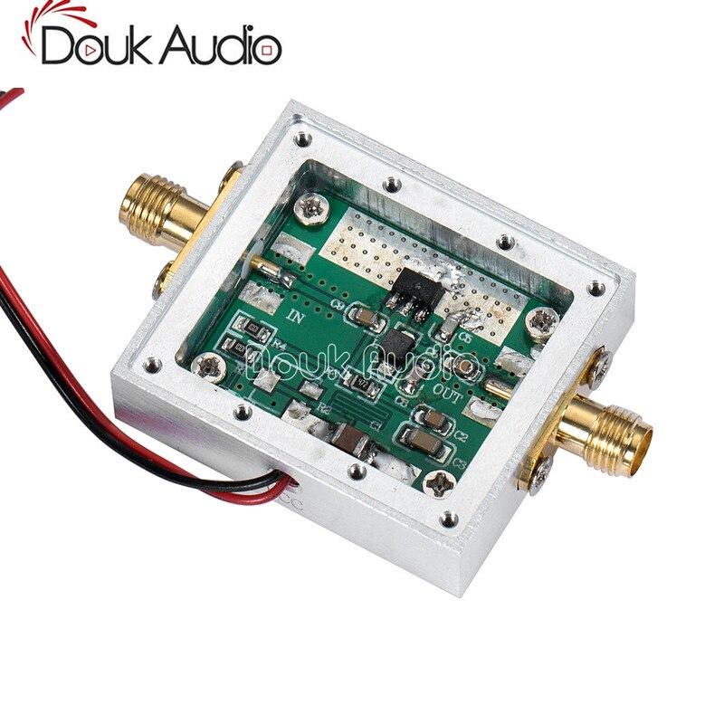 Módulo amplificador RF 433M BLT53A Radio Modem de banda ancha de alta potencia caja de alta ganancia