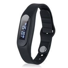 E06 Smart Wristband Bluetooth 4.0 Smart Watch Remote Pedometer Intelligent Anti-lost Sleep management for Smartphone PK Xiaomi 2
