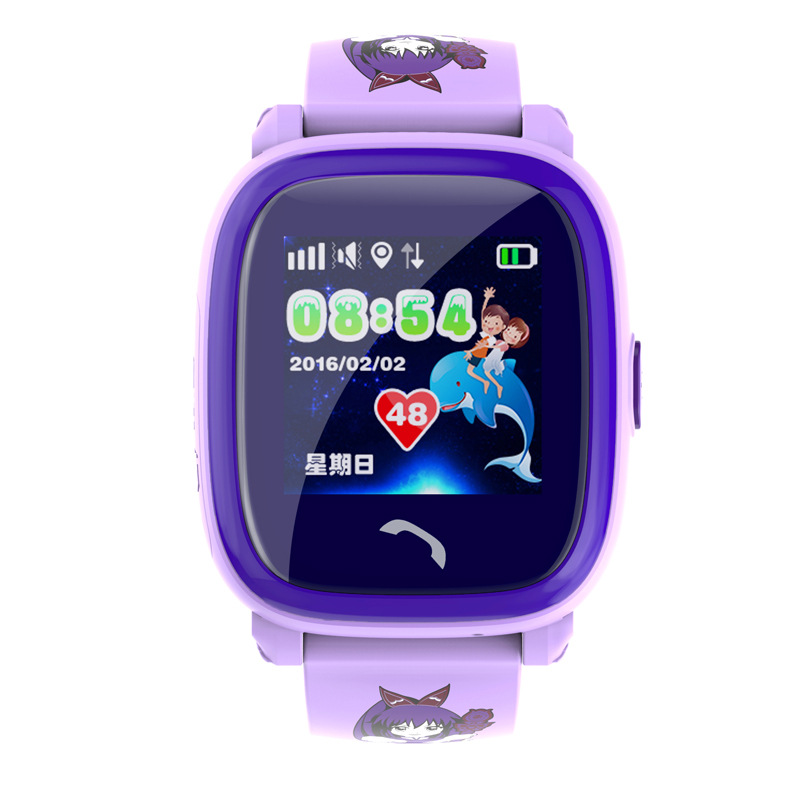 Waterproof-DF25-PK-Q100-Children-GPS-Swim-touch-phone-smart-watch-SOS-Call-Location-Device-Tracker (5)