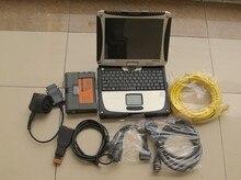 Для bmw ICOM A2 b c d диагностическая программа с программным обеспечением 500 Гб hdd ноутбук CF-19 touch для bmw автомобиля и мотоцикла сканер