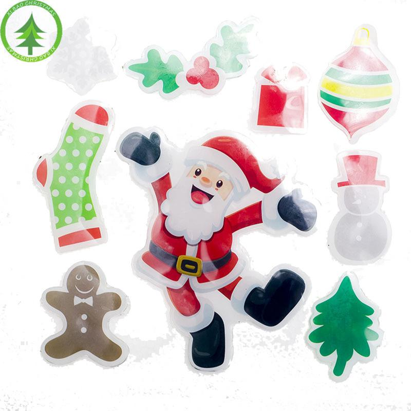 2018 New Beautiful Holiday Christmas Decoration Santa Claus EVR Christmas Tree Decoration Ornament Festive Party Supplies
