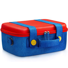 Чехол для переноски для путешествий, совместимый с переключателем NAND, милая и роскошная жесткая защитная крышка, сумка для переноски, консоль и аксессуары