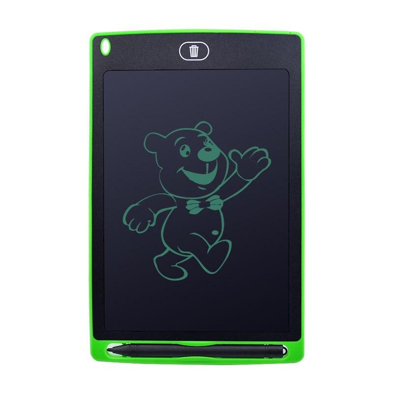 "9/"" Cartoon LCD eWriter Graphic Drawing Tablet Writing Pad Painting Board Black"