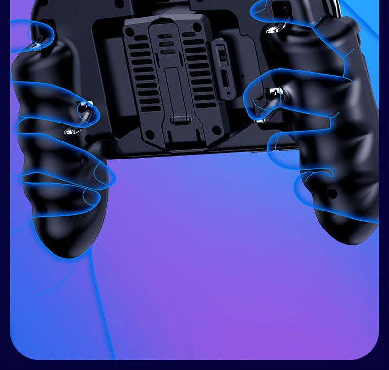 Controlador PUBG gatillo de juego móvil 8
