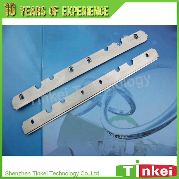 MPM Accuflex printing machine 205mm clamp foil 1009037  mpm up2000 metal squeegee