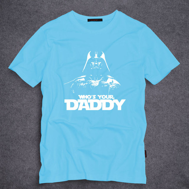 Who's Your Daddy Darth Vader T-Shirts