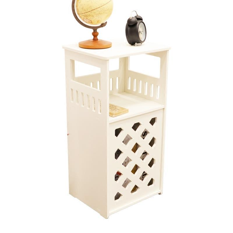 cabinet simple lockers multi-function mini bedroom Bedside cheap cabinets white willow wood bamboo rattan straw bedside cabinet lockers storage cabinets debris cabinet