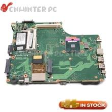 NOKOTION V000125160 6050A2171301-MB-A02 Für toshiba Satellite A300 A305 Laptop motherboard 965PM DDR2 mit grafiken slot IDE DVD