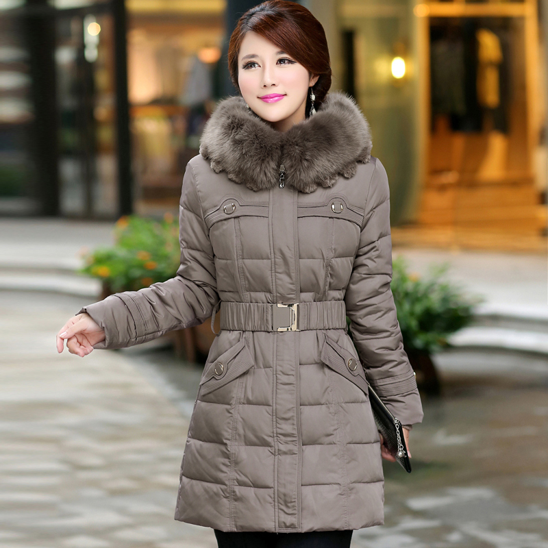 Fur Winter Coats For Women - Tradingbasis