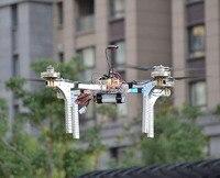 Большой Квадрокоптер мульти ротор Дрон воздушная камера диск DC бесщеточный мотор костюм DIY