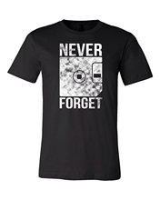 Never Forget Computer Geek Tee | Roam Silicon Valley in this T-shirt
