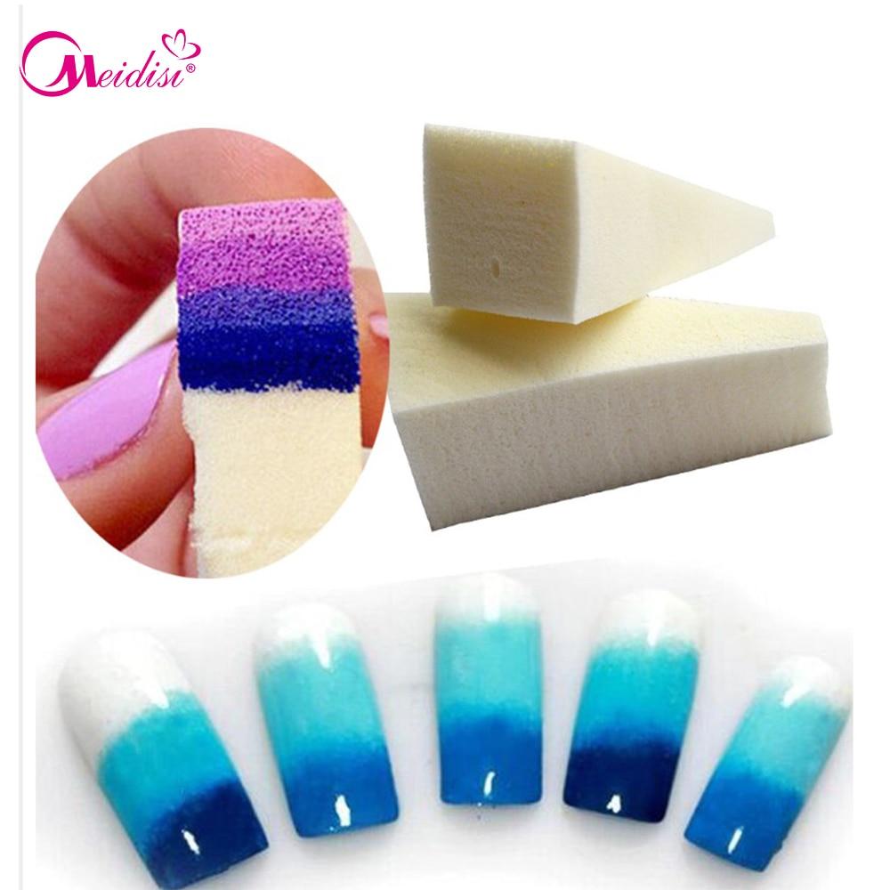 2pcs diy creative soft sponge design